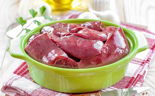 Железосодержащие продукты какие лучше при низком гемоглобине